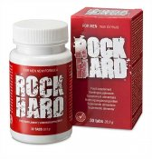 Rock Hard Pills potensmedel - 30 tabl