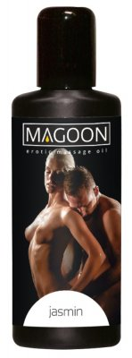 Magoon Jasmin Massageolja 100 ml