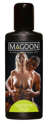 Magoon Spanish Fly Massageolja 100 ml