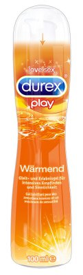 Glidmedel Durex Play värmande 100 ml