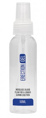Erection Gel Peniskräm - 50 ml